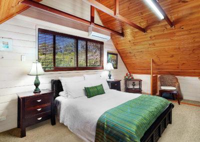 Church Loft Bedroom